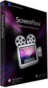 ScreenFlow 7.0 Multilingual (Mac OSX)
