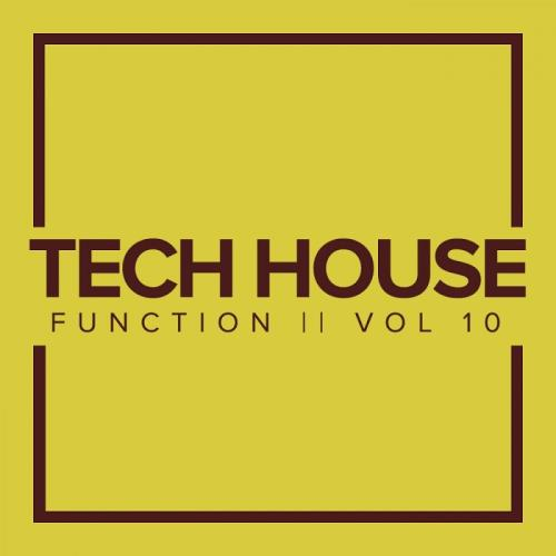 Tech House Function, Vol.10 (2017)