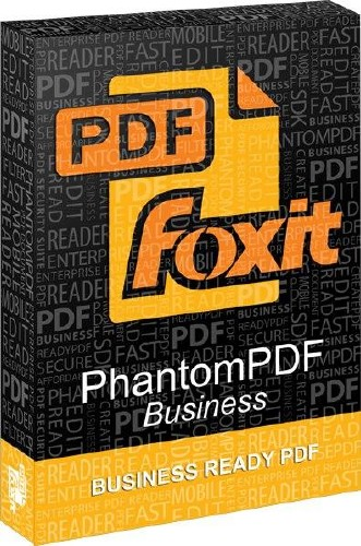 Foxit PhantomPDF Business 9.0.0.29935