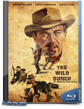 Дикая банда / The Wild Bunch (1969) BDRip 720p от NNNB | P, A