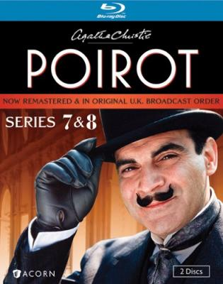 Пуаро Агаты Кристи / Agatha Christie's Poirot [Сезон: 7] (2000) BDRip 1080p