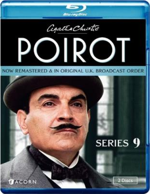 Пуаро Агаты Кристи / Agatha Christie's Poirot [Сезон: 9] (2003) BDRip 1080p