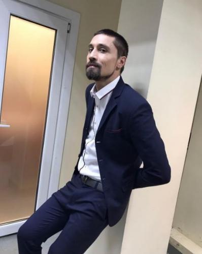 Дима Билан исполнил танец Губки Боба