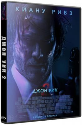 Джон Уик 2 / John Wick: Chapter Two (2017) WEB-DL 720р | iTunes
