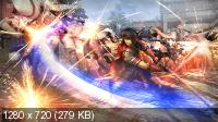 SAMURAI WARRIORS: Spirit of Sanada (2017/ENG/JAP)