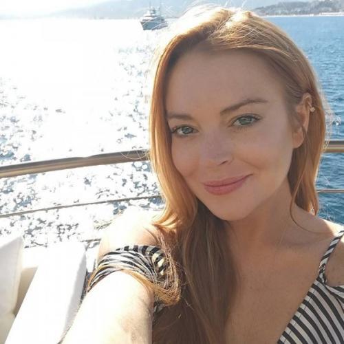 Линдси Лохан планирует снять сериал про русских олигархов