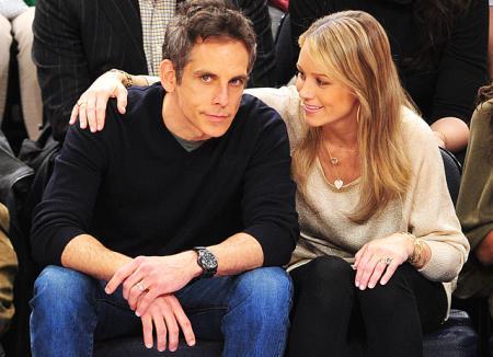 Бен Стиллер и Кристин Тейлор разводятся после 17 лет брака