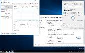 Windows 10 Pro 16199.1000 rs3 LIM by Lopatkin (x86-x64) (2017) [Rus]