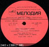 Джазовый ансамбль Игоря Бриля - Перед заходом солнца (1985)