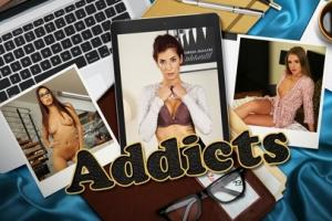 Addicts [HD 720p] (lifeselector.com/SuslikX) [uncen] [2017, ADV, Animation, Flash, POV, hardcore, blowjob, teen, vaginal sex, european, small tits, brunette, redhead, deep throat, doggy, cowgirl, reverse cowgirl, pussy-to-mouth, nymphomaniac] [eng]
