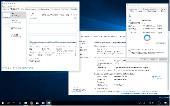 Windows 10 Pro 16215.1000 rs3 BOX by Lopatkin (x86-x64) (2017) [Rus]