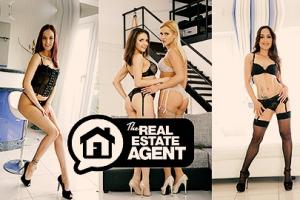The Real Estate Agent [HD 720p] (lifeselector.com/SuslikX) [uncen] [2017, ADV, Animation, Flash, POV, hardcore, blowjob, vaginal sex, blonde, european, small tits, brunette, redhead, wife, estate agent, doggy, cowgirl, missionary, anal, oral] [eng]
