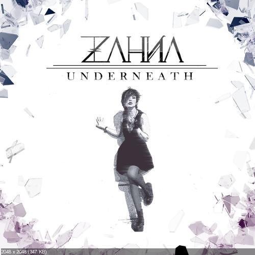 Zahna - Underneath (Single) (2017)