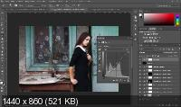 Магия цвета в фотошоп. Курс по цветокоррекции (2017)