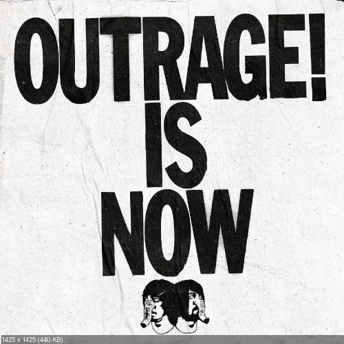 Death From Above 1979 - Outrage! Is Now (2017)
