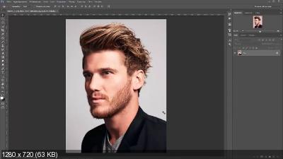 Как сделать стильную профессиональную аватарку (2017)