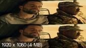 Без черных полос (На весь экран) Мумия 3D / The Mummy 3D  (BY_AMSTAFF)  Вертикальная анаморфная стереопара