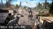 Far Cry 5: Gold Edition [v 1.4.0.0 + DLCs] (2018) PC | Repack от xatab