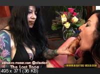 Veronica Moser, Rieke SD VM60 - THE LOST TAPE [Shitting Girls, Amateur, Lesbians, Milf, Mature]