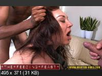 endi, 3 males HD 720p THE FEEDING FEAST [Domination, Scat Porn, Humiliation, Face Sitting, Toilet Slavery, Fisting, Group]
