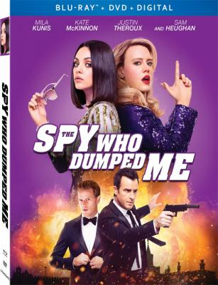 Шпион, который меня кинул / The Spy Who Dumped Me (2018) BDRemux 2160p | HDR | iTunes