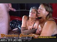 Hightide-Video: (Angelina, Linda, Sunny, 3 males) - SHAMELESS MATRONS - CARRY ON GORGING! [HD 720p] - Scatology, Blowjob, Mature