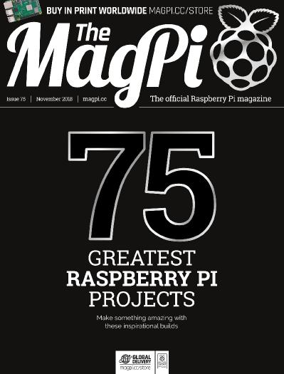 The MagPi November 2018