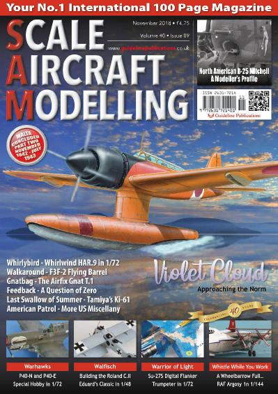 Scale Aircraft Modelling November 2018