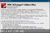 PDF-XChange Editor Plus Portable 7.0.327.1 + OCR 32-64 bit FoxxApp