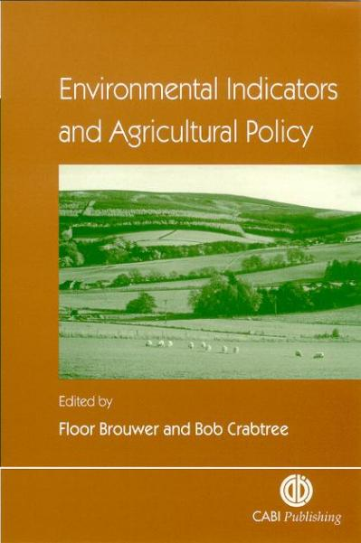Environmental indicators and agricultural policy